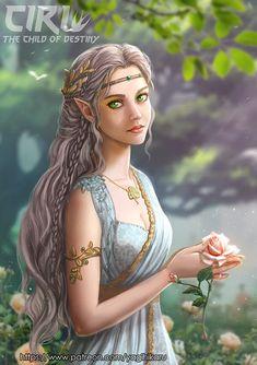 Elfen Fantasy, Fantasy Rpg, Dark Fantasy Art, Fantasy Character Design, Character Inspiration, Character Art, Elf Characters, Fantasy Characters, Elf Drawings
