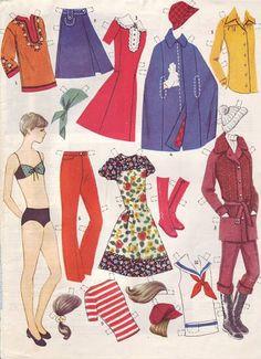 Dolls from soviet magazines - Любовь - Picasa Web Albums