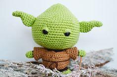 Hey, I found this really awesome Etsy listing at https://www.etsy.com/listing/251919331/yoda-crochet-pattern-star-wars-crochet