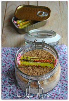 kit pour riz au lait au carambar Variation gourmande autour du Carambar {et étiquettes imprimables}