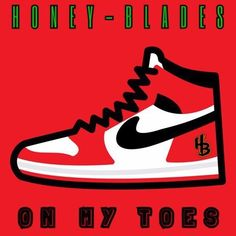 Honey Blades - On My Toes by Knowledge Is Power Promo on SoundCloud
