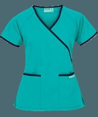 Doctor Scrubs, Nursing Uniforms, Scrub Tops, Caregiver, Textiles, Mens Tops, Clothes, Fashion, Sew Simple