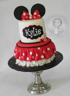 foto de internet torta de minie