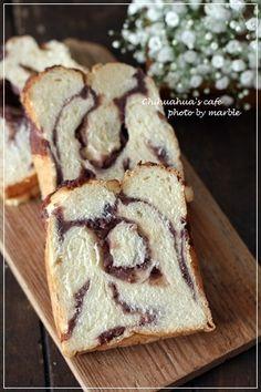 マーブルあん食パン by マーブルさん | レシピブログ - 料理ブログの ...