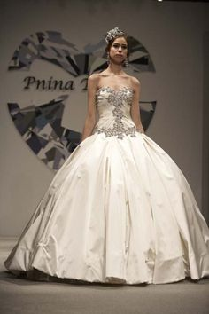 We are delighted to announce that the amazing designer Pnina Tornai will be showcasing at the event. Description from weddingsbyfranc.com. I searched for this on bing.com/images