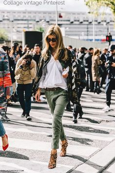 90s Fashion has been back in a big way during 2017! Last Fashion trend in joining the 90s boom are Cargo Pants. Learn how to style them on www.dressedin-madrid.com