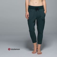 Wild Zen Like Ergonomic Pants in Black | Long flight