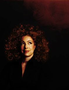 Some AMAZING River Song fanart! see close up for the Galifreyan hair designs