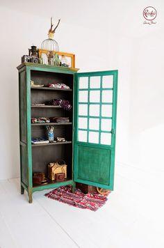 Agnieszka Krawczyk's Boho Cupboard