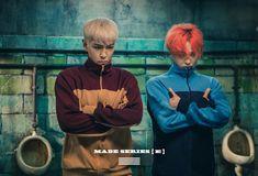GD & TOP | BIGBANG / MADE Series 'E'