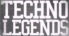 24 Best Oldschool Techno Legends Livesets images in 2019