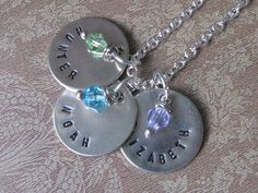 Great Mother's Day Necklace!