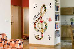 sala de musica decoração - Pesquisa Google