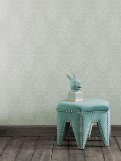 Scandinavian design wallpaper from collection Sense of Silence from Boråstapeter