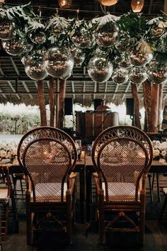 21 Creative Ways to Decorate Your Wedding With Disco Balls