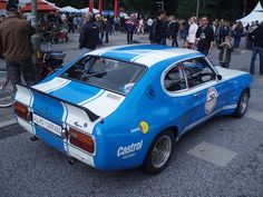 Ford Capri RS 2600 1971 Ford 2000, Ford Rs, Car Ford, Ford Motor Company, Ford Capri Rs, Sport Cars, Race Cars, Ford Sierra, Ford Lincoln Mercury
