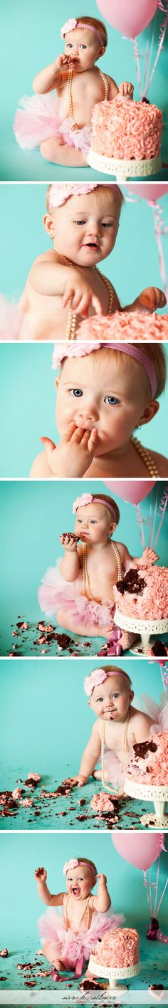 Birthday Cake Smash Qualicum Beach Parksville    Awesome shots from a Photog Friend