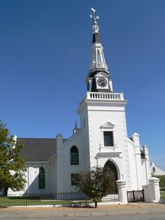 NG KERK between Vredenburg and Malmesbury Cape Dutch, Cathedral Basilica, Church Building, Place Of Worship, Ancient Architecture, Old Buildings, African History, Places Ive Been, South Africa