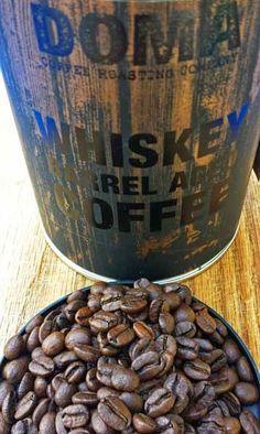 CigarDan's Cheap Ash Reviews: Doma Coffee Roasting Company: Whiskey Barrel Aged ...
