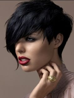 gorgeous short cut