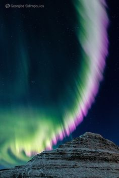 7.Aurora Borealis Eskifjordur | by ΕΛΙΞ / ELIX                                                                                                                                                      More