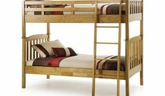 Serene Eleanor 3FT Single Wooden Bunk Bed Eleanor Bunk Bed. Eleanor is a graceful name, befitting such an elegant range of beds and bedroom furniture. A complete range of bed sizes, from 3 to 6 is accompanied by a choice of wardrobes, cabinet http://www.comparestoreprices.co.uk/bunk-beds/serene-eleanor-3ft-single-wooden-bunk-bed.asp