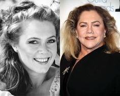 "Kathleen Turner--the sex-pot who starred in the movie everyone raved over ""Body Heat"" is looking fine to me. I saw this pic on a site of ""9 Stars Who Haven't Aged Well""! Kathleen was their first pick, so I didn't look at the other 8!  All Kathleen needed, the day they took this picture, was ""to have her hair done"". We don't know what she'd been doing prior--maybe having sex on the beach !  With her voice, and that smile, she's way ahead of me."