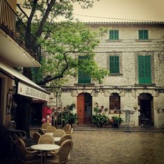 Valldemossa, #Mallorca (Balearic Islands, Spain). Enjoy your stay in #Mallorca in our charming hotel, a typical Catalonian country house, at the foot of the Puig de Randa.    http://www.esrecoderanda.com/