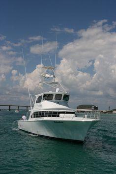 Viking 92 skybridge for sale vikingyachts sportfishing for Deep sea fishing boats for sale