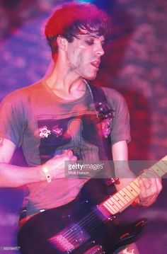 FESTIVAL Photo of Richey EDWARDS and MANIC STREET PREACHERS, Richey Edwards performing live onstage Richey Edwards, I Miss Him, Pop Culture, My Love, Concert, Street, Beautiful, Rock Stars, Bambi
