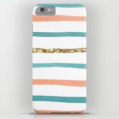 Sparkle Stripe iPhone & iPod Case