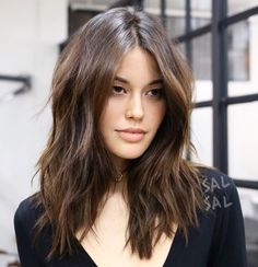 Frisuren und Haare Haar Verläufe Die schönsten Modelle Hairstyles and hair hair courses The most beautiful models … – Trend hairstyles Ombre Hair, Blonde Ombre, Pelo Midi, Gradient Hair, Medium Hair Cuts, Haircut Medium, Lob Haircut, Braids For Medium Hair, Medium Long Layered Haircuts