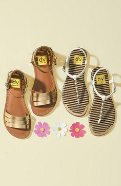 Sweet sandals for little girls http://rstyle.me/n/jq89dnyg6
