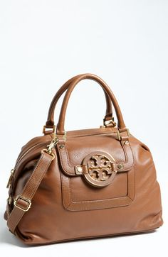 Oh my lord I love this bag and it will be mine someday. Tory Burch 'Amanda' Satchel | Nordstrom