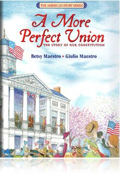 An ideal introduction to the Constitution for all students in elementary grades. Learn about the founding fathers and their meetings at the Constitutional Conventions. Full-page watercolors will hold the interest of a young audience, while the text is written for students in grades 4-7.