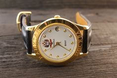 #Vintage Kapitan Mockba Admiral Flot #watch #gold plated soviet watch ussr cccp mens watch