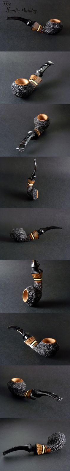 The Seville Bulldog by Downie Pipes