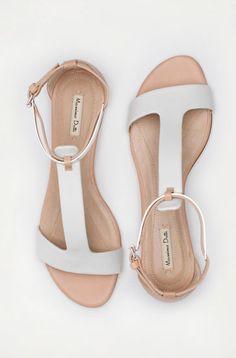 Sandalia pulsera - Zapatos - WOMEN - WOMEN - España