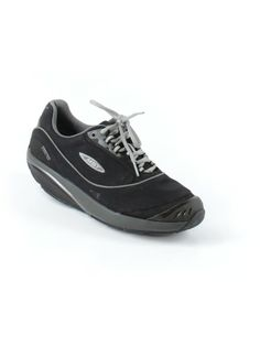 5fb71374e5f6 Women MBT Fora GTX Black Walking Shaping Athletic Shoe Size 39 8 8.5 M
