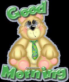 good morning photo: Good Morning tie-bear-morning.gif
