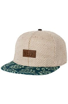 The Entwine Snapback Hat in Tan by NEFF