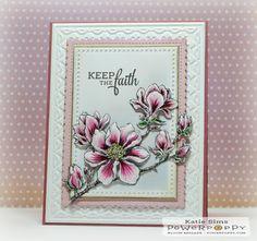Inky Peach Designs: Power Poppy's February Blog Hop!
