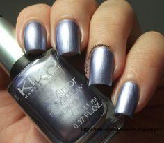 The Clockwise Nail Polish: Kiko Mirror Nº 622 Glicine