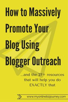 """One of the things that has allowed me to grow by LEAPS and BOUNDS in the last 6 months apart from refining the audience I wanted to serve, has been reaching out to influential bloggers and building genuine relationships with them.  Honestly, I don't do enough of it and I am in the middle of planning a """"blogger outreach"""" experiment of which I will be reporting the results right here on this blog in the next 3-6 months."""