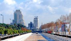 Center of Damascus Four seasons hotel & Sony tower(Buruj alsham)