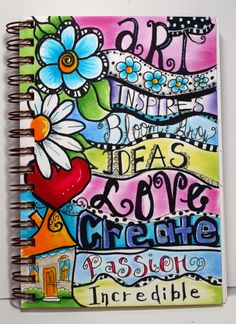 83 best sketchbook cover images in 2019 Journal D'art, Creative Journal, Art Journal Pages, Art Journals, Creative Art, Journal Ideas, Art Journal Covers, Best Sketchbook, Sketchbook Cover