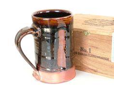Ceramic Beer Stein. $35.00, via Etsy.