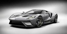 Ford GT heeft V6 met twee turbo's en 600 pk - http://www.driving-dutchman.com/ford-gt-heeft-v6-met-twee-turbos-en-600-pk/