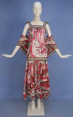 Dress Emilio Pucci, 1960s Whitaker Auctions