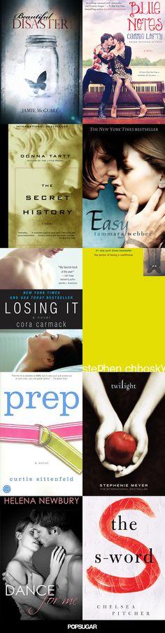 10 school-set romance books